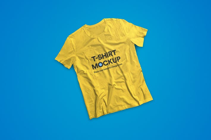 Thumbnail for T-Shirt Mockup 15