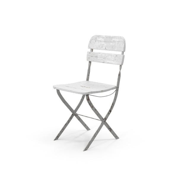 Thumbnail for Vintage Folding Chair