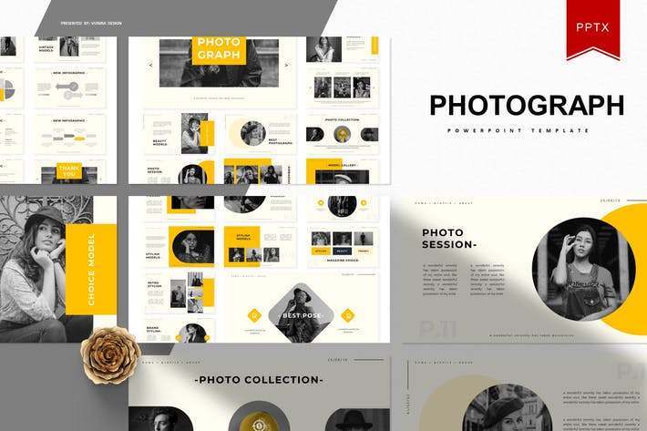 Thumbnail for Photograph | Powerpoint Template