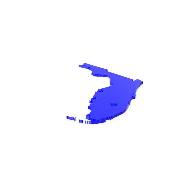 Florida Counties Map