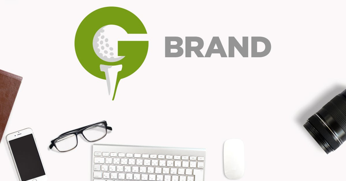 Golf Letter G Logo by Suhandi