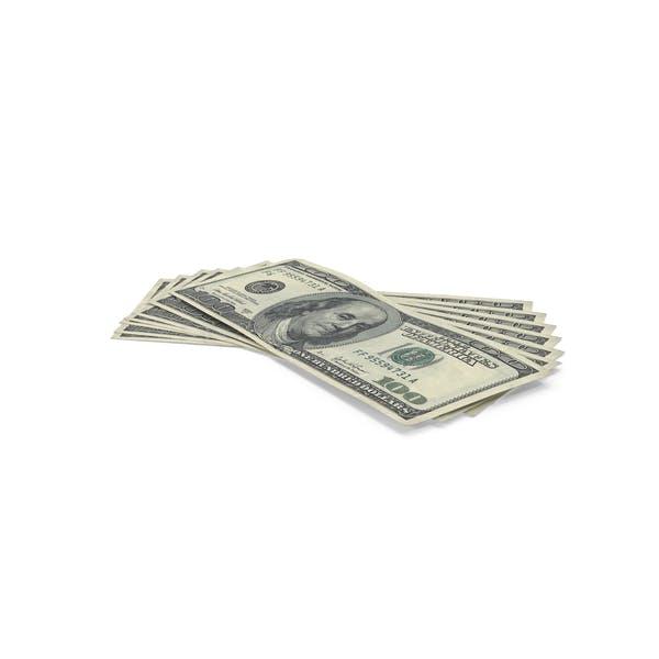 Thumbnail for US 100 Dollar Bill