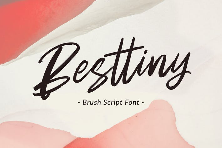 Thumbnail for Besttiny - Brush Script