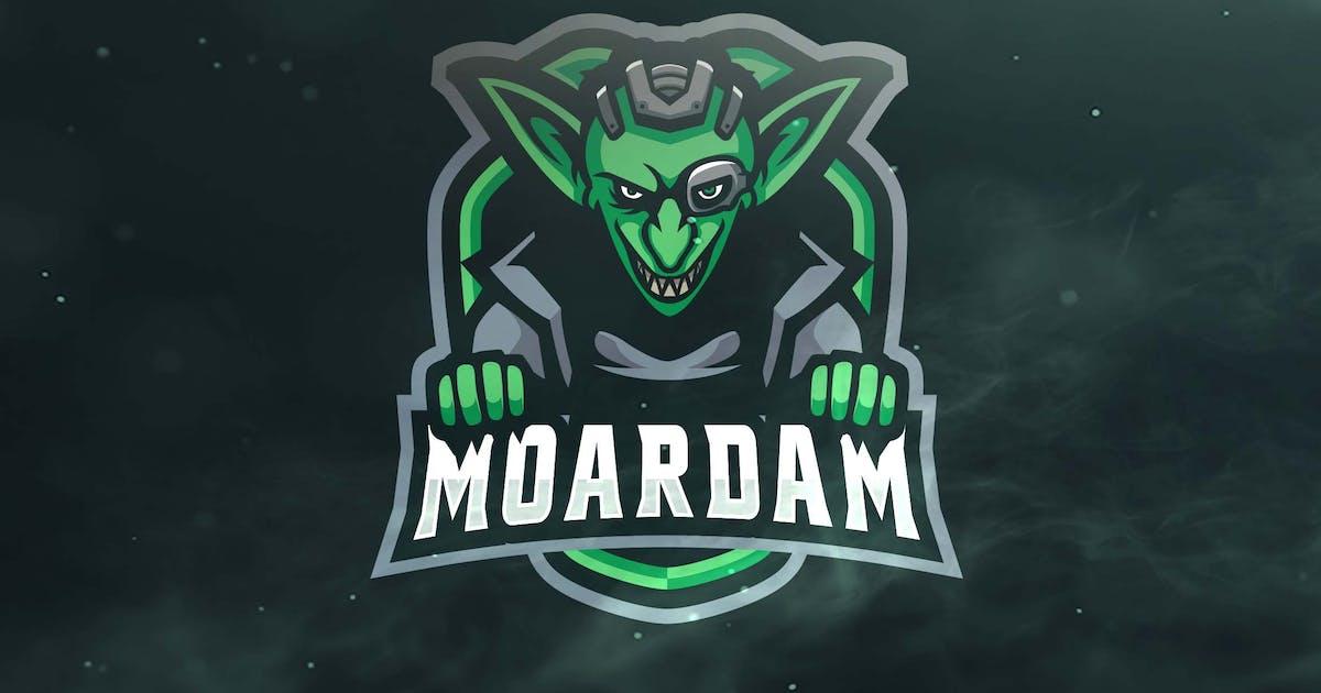 Download Goblin Sport and Esports Logos by ovozdigital