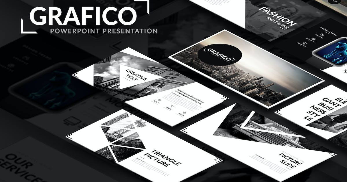 Download Grafico PowerPoint Presentation by Unknow
