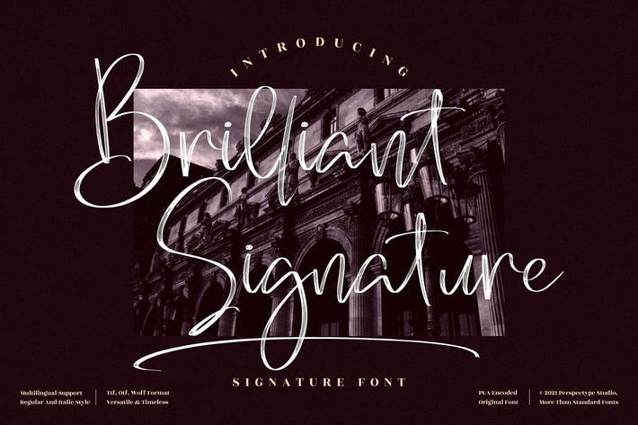 Signature Brillante Signature LS
