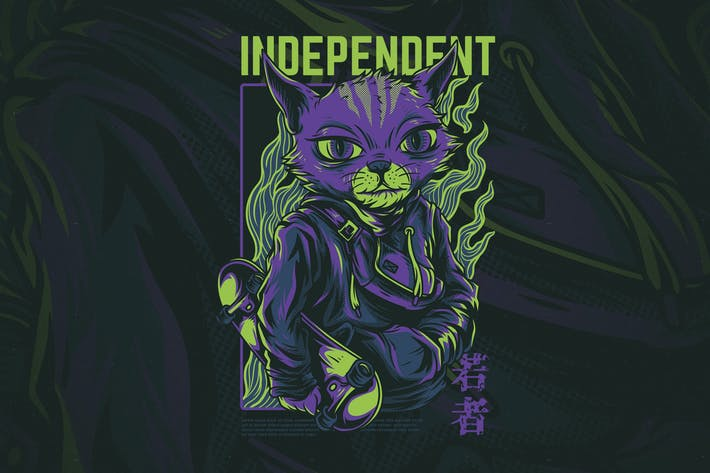 Thumbnail for Independent Cat