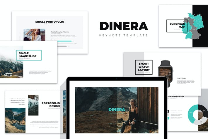 Thumbnail for Dinera : Minimal Nature Keynote