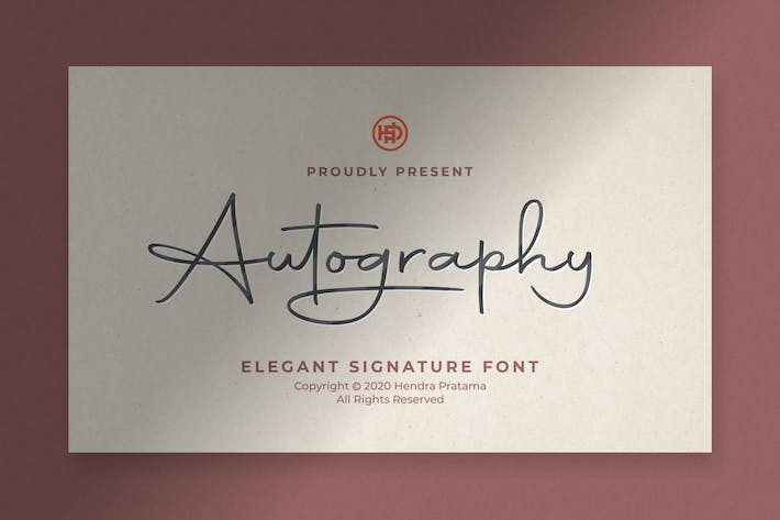 Thumbnail for Autography