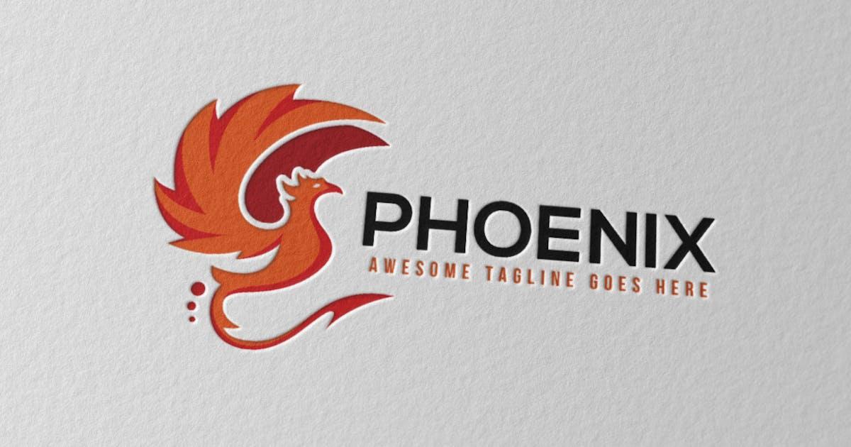 Phoenix Logo by Scredeck