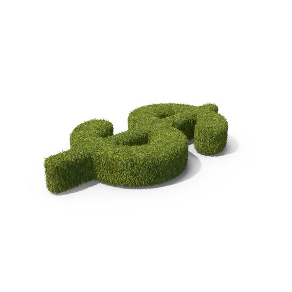Thumbnail for Grass Dollar Symbol