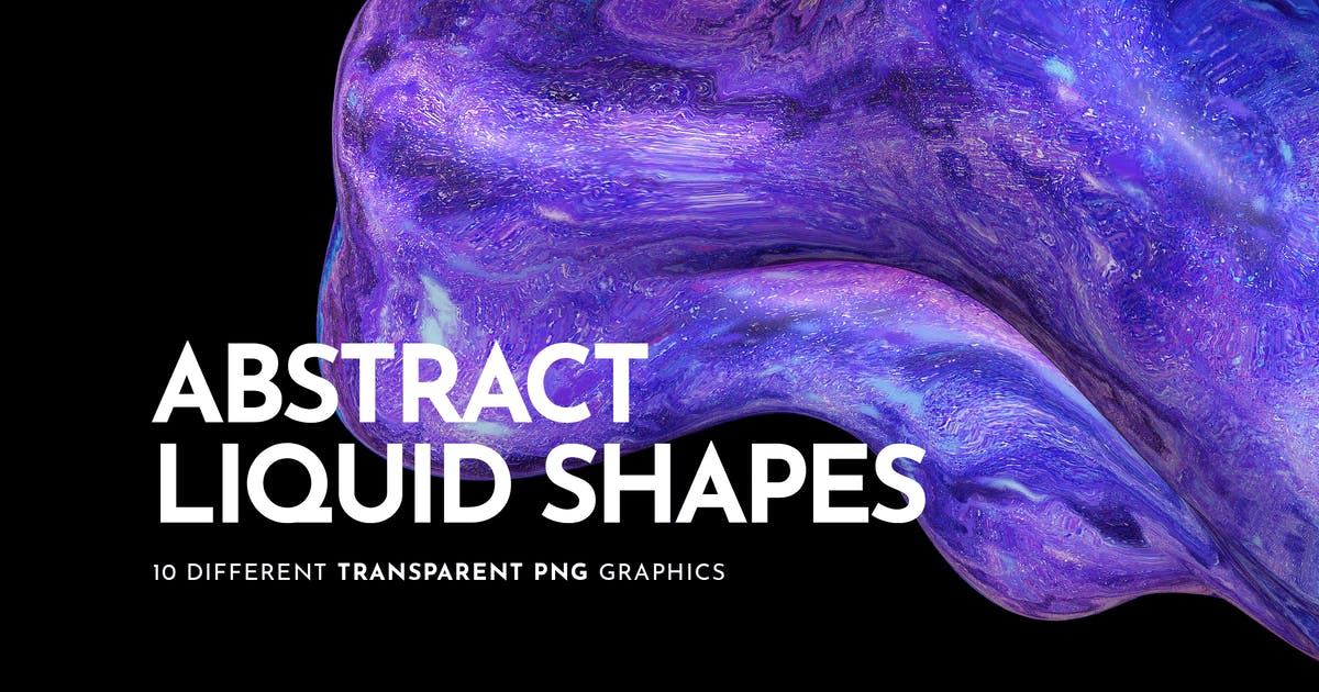 Download Liquid Shapes Backgrounds by themefire