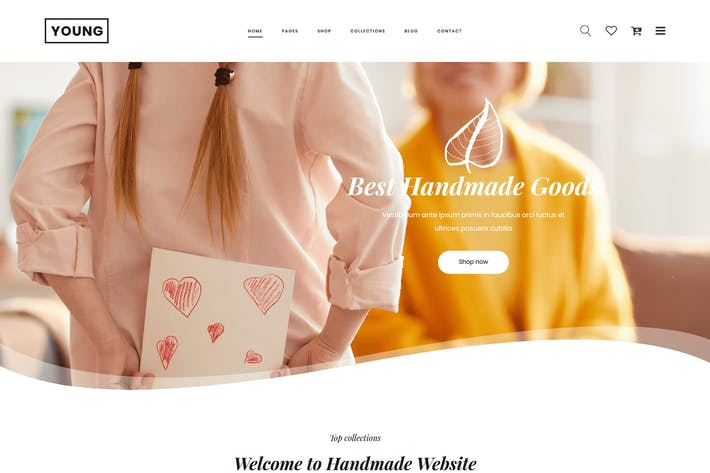Thumbnail for Young - Multipurpose eCommerce HTML Template