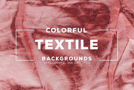 32 Colorful Textile Backgrounds