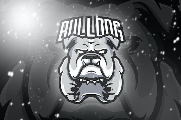 Bulldog Esport Logo Vol. 2
