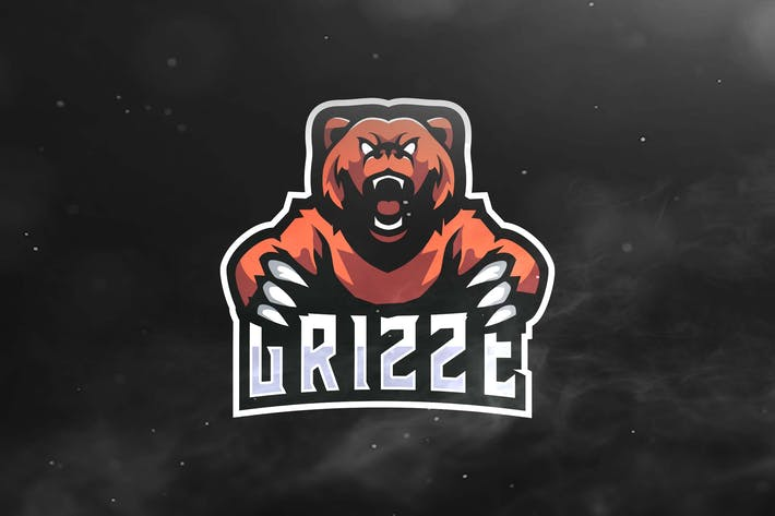 Thumbnail for Grizze Sport and Esports Logos