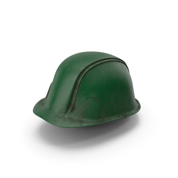 Hard Hat Dirty Green