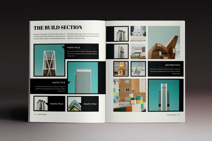 Your Photo Album Indesign Template by luuqas on Envato Elements