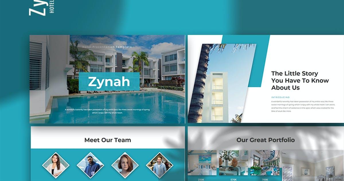 Download Zynah - Hotel Keynote Presentation by raseuki