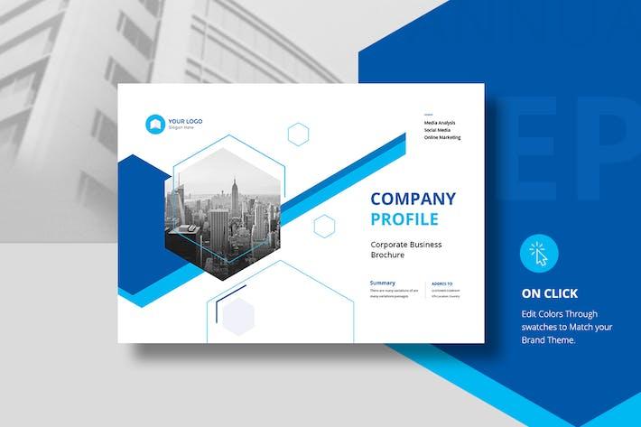 Thumbnail for Unternehmensprofil Landschaft