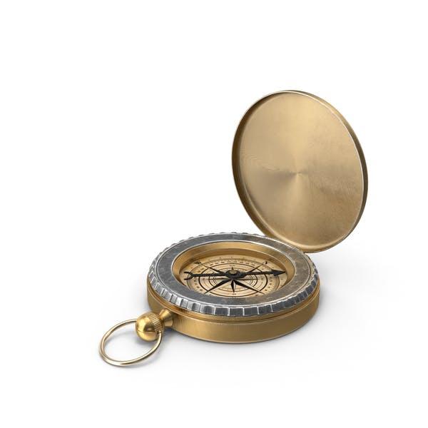 Старый компас