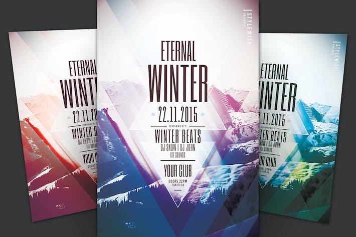 Thumbnail for Eternal Winter Flyer