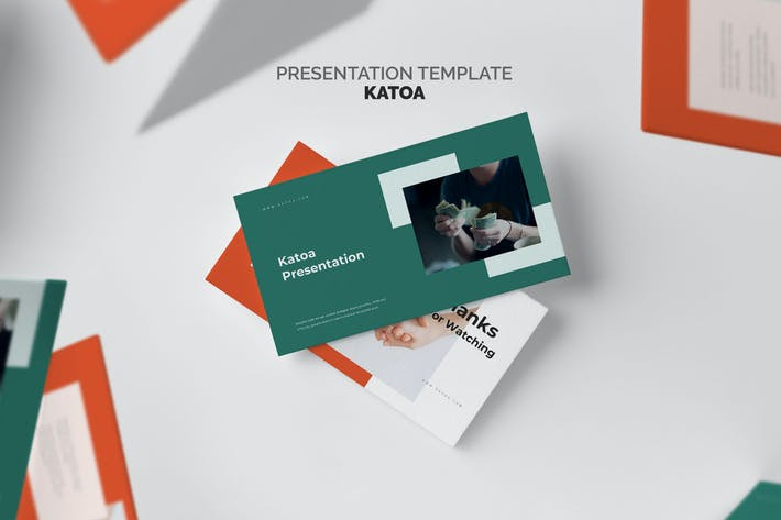 Thumbnail for Katoa : Charity Google Slides