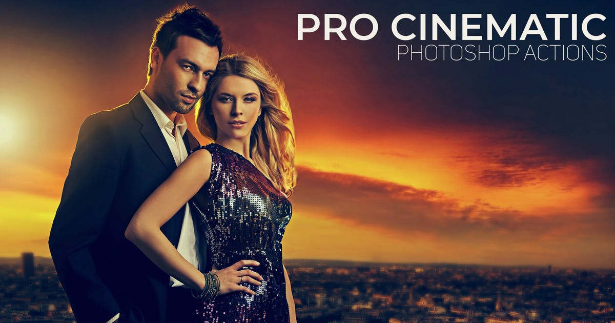 Download Pro Cinematic Photoshop Actions by creativetacos