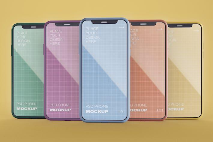 Thumbnail for Smartphone Mockup