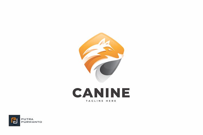 Thumbnail for Canine - Logo Template