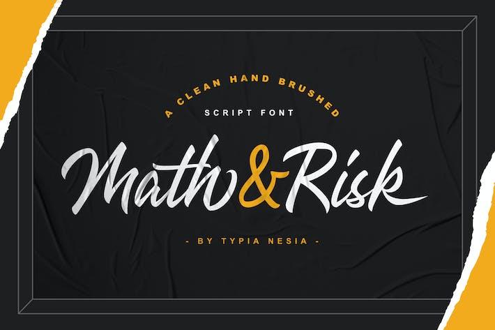 Thumbnail for Mathématiques et risques
