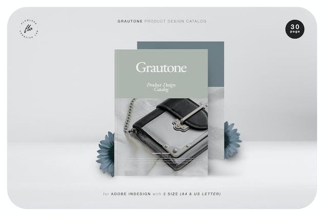 Grautone Product Design Catalog