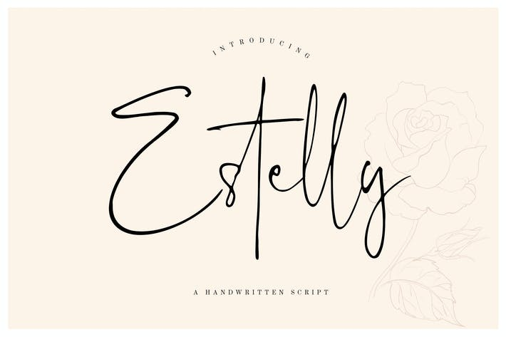 Thumbnail for Estelly Stylish Signature