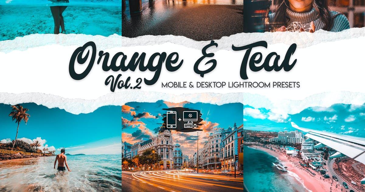Download Orange & Teal Lightroom Presets Vol. 2 by ClauGabriel