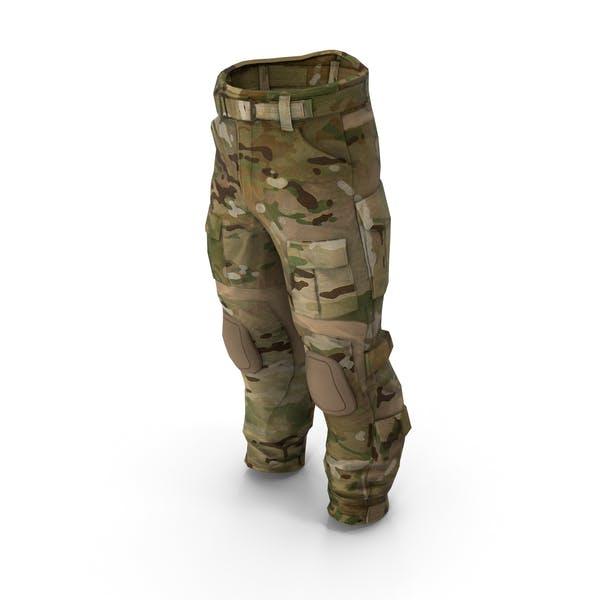 Боевые брюки AC Multicam