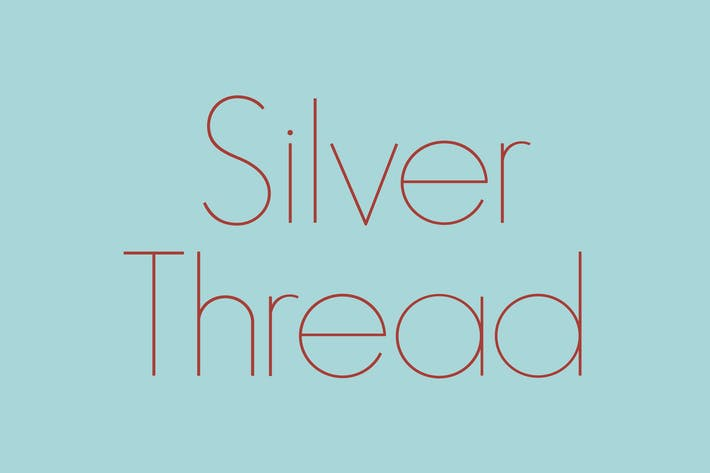 Thumbnail for Silver Thread