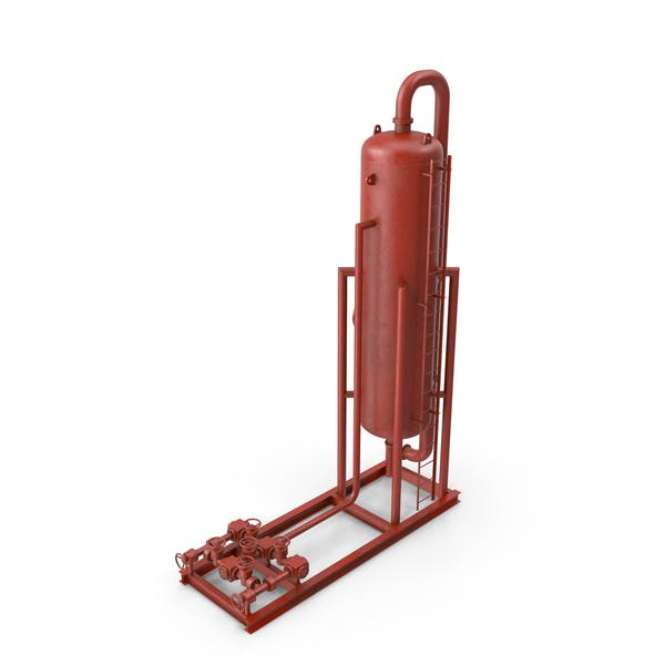 Cover Image for Vertical Oil and Gas Separator
