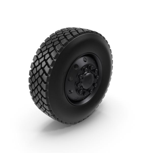Off Road Rim and Tire
