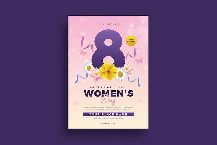 Thumbnail for Women's Day Flyer