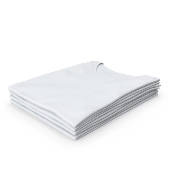 Thumbnail for Female V-Neck Shirts Folded