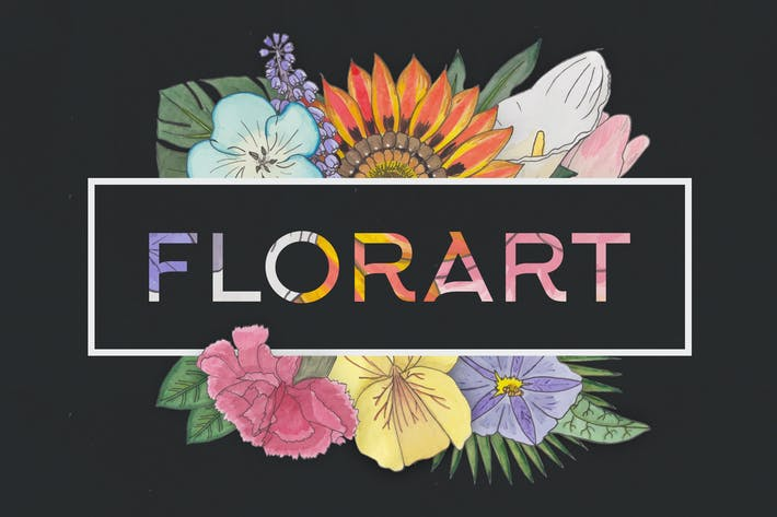 Thumbnail for FlorArt Watercolor Kit