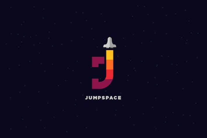 Thumbnail for JumpSpace - Letter J Logo