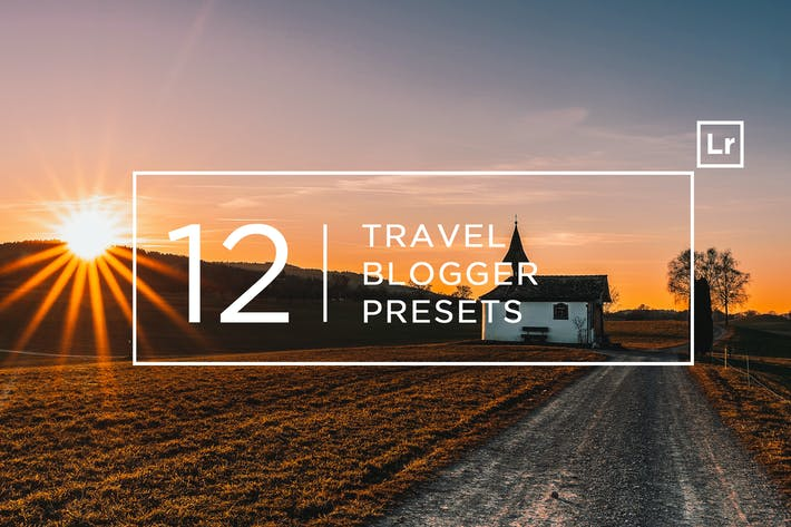 Thumbnail for 12 Travel Blogger Lightroom Presets