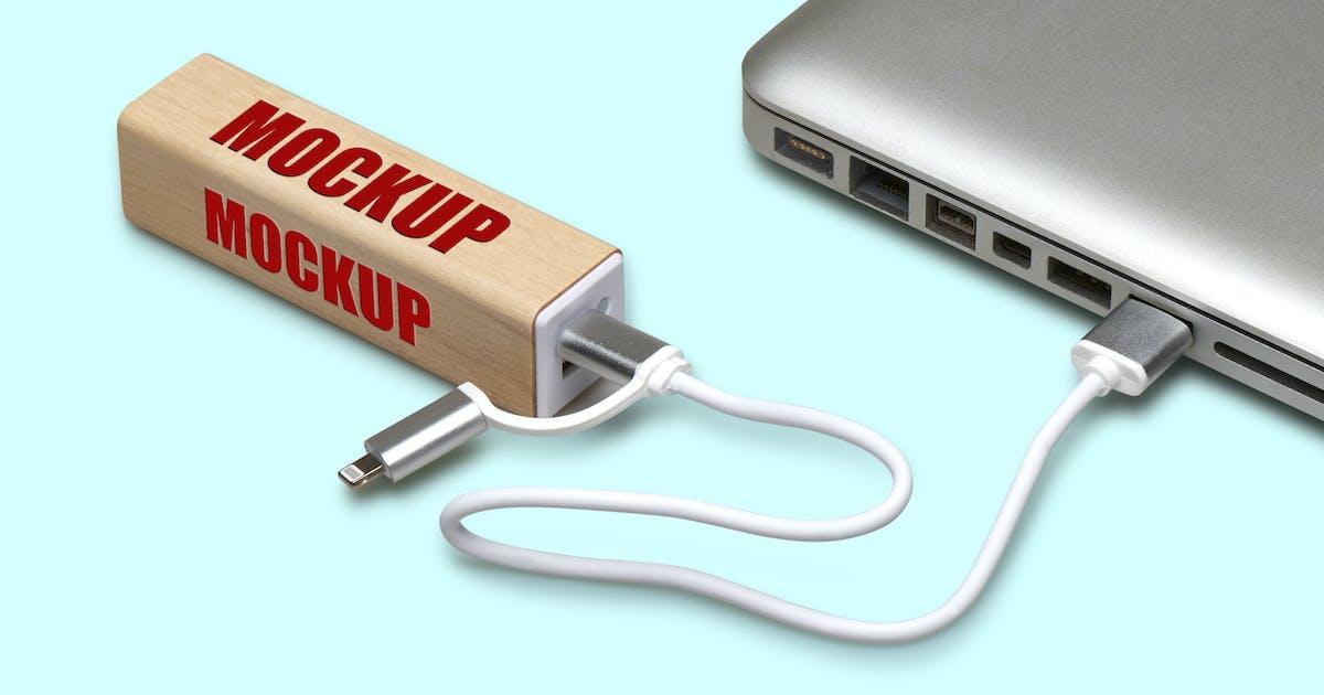 Download PowerBank_Mockup by pbombaert