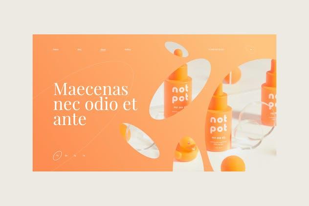 Debox – cosmetics store