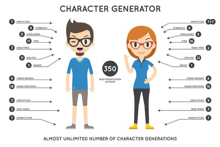 Generador de Personaje 1.0