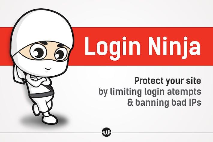 Thumbnail for Login Ninja - Limit Login Attempts