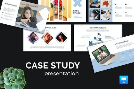 Case Study Keynote Presentation