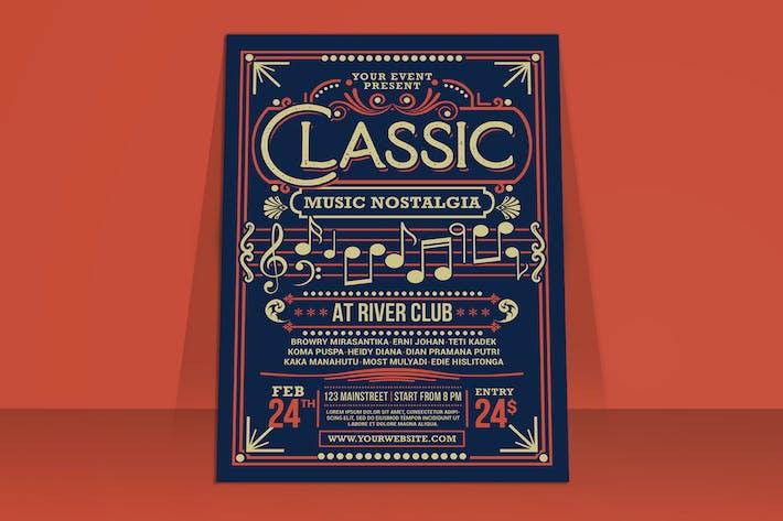 Thumbnail for Classic Music Nostalgia