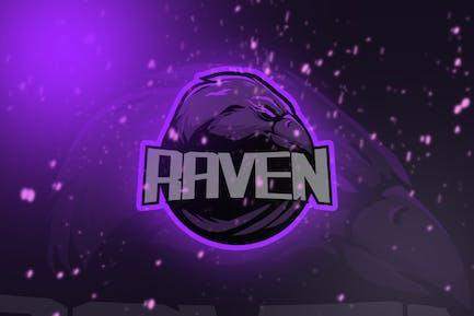 Raven Esport Logo Vol. 5